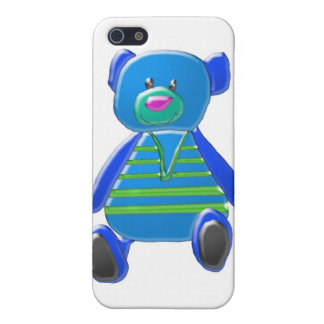 BEAR WITH SWEATER VEST iPHONE CASE Case For iPhone 5