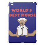Bear World's Best Nurse and Gifts iPad Mini Covers