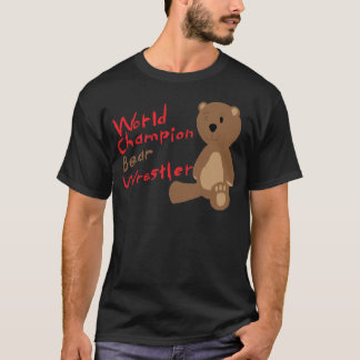 Bear Wrestler T-Shirt