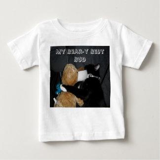 Bear-y Best Buds Baby T-Shirt