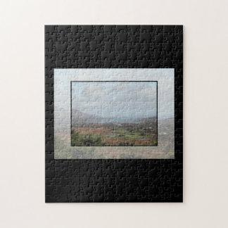Beara Peninsula, Ireland. Scenic View. Jigsaw Puzzle