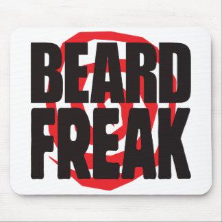 Beard Freak Mousepad
