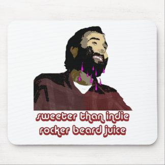 Beard Juice 3 Mouse Pads
