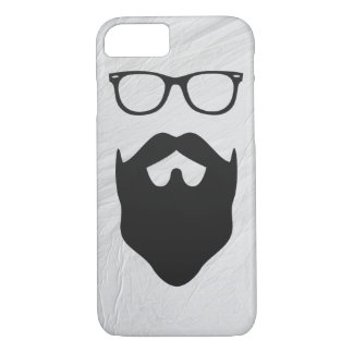 Beard Nerd iPhone 7 Case