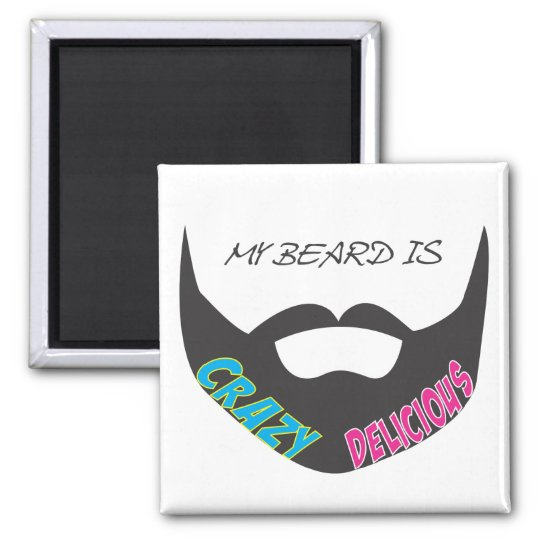 Beard Pride Magnet