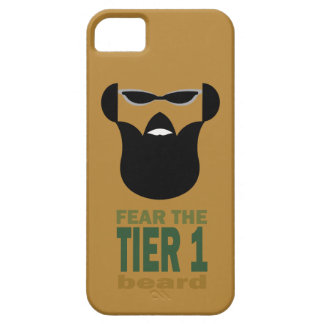 Beard War iPhone 5 Covers