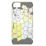 BEARDED COLLIE CARTOON PHONE CASE iPhone 5C CASE