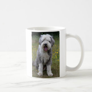 Bearded Collie dog beautiful photo, gift Coffee Mug