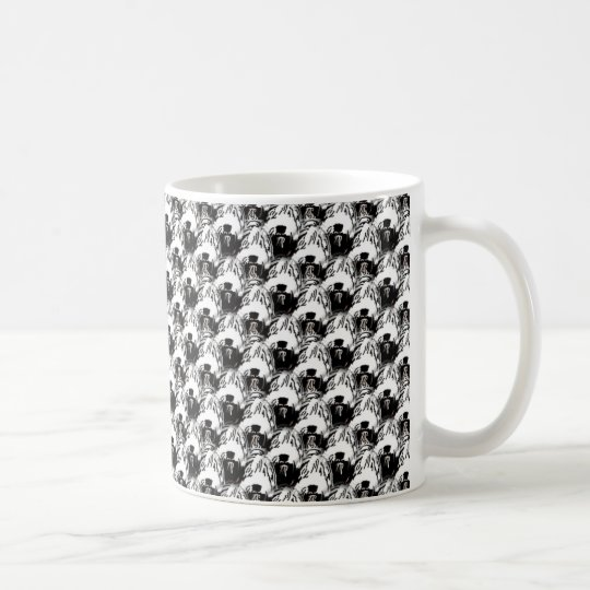 Bearded Collie Multitude Mug
