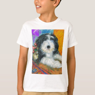 Bearded Collie Puppy T-Shirt
