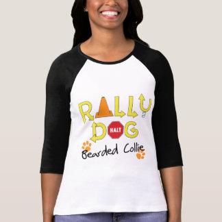 Bearded Collie Rally Dog T-Shirt