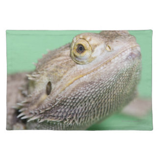 Bearded dragon 2 placemat