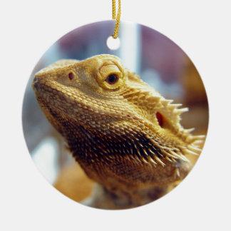 Bearded Dragon Christmas Ornament