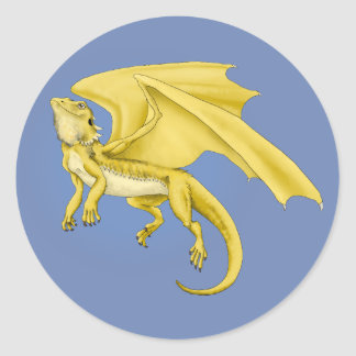 Bearded Dragon Dragon Sticker