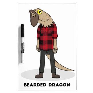 Bearded Dragon Dry Erase Board