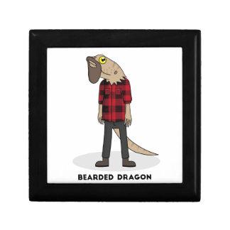 Bearded Dragon Gift Box