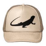 Bearded Dragon Hat Kappen