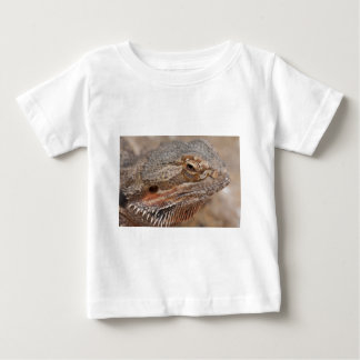 bearded dragon in the hand baby T-Shirt