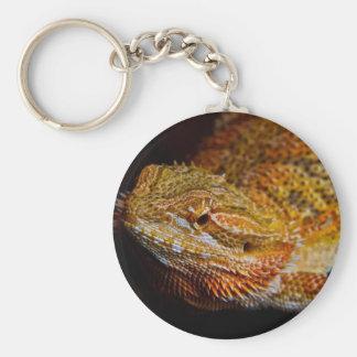 Bearded Dragon Key Ring