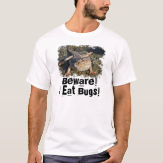 Bearded Dragon Lizard T-Shirt
