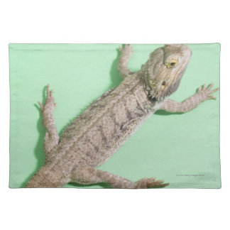 Bearded dragon placemat