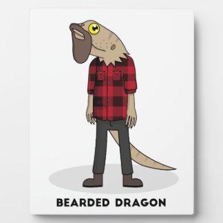 Bearded Dragon Plaque