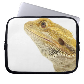 Bearded dragon (Pogona Vitticeps) Laptop Sleeve