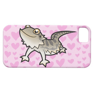 Bearded Dragon / Rankin Dragon Love iPhone 5 Case