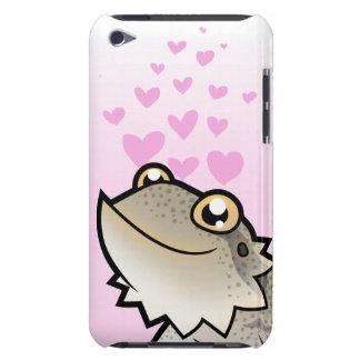 Bearded Dragon Rankin Dragon Love iPod Touch Cover