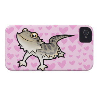 Bearded Dragon Rankin Dragon Love Blackberry Bold Cover