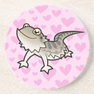 Bearded Dragon / Rankin Dragon Love Coaster