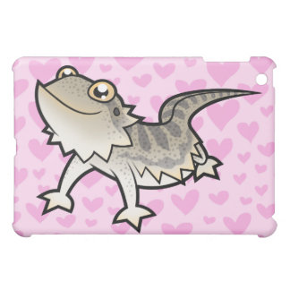 Bearded Dragon / Rankin Dragon Love iPad Mini Cover
