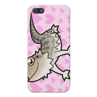 Bearded Dragon / Rankin Dragon Love iPhone 5/5S Covers