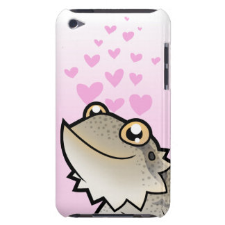 Bearded Dragon / Rankin Dragon Love iPod Touch Cases