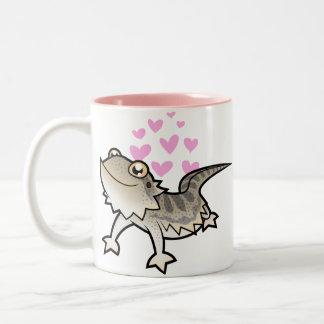Bearded Dragon / Rankin Dragon Love Mug