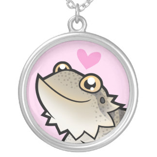 Bearded Dragon / Rankin Dragon Love Custom Necklace