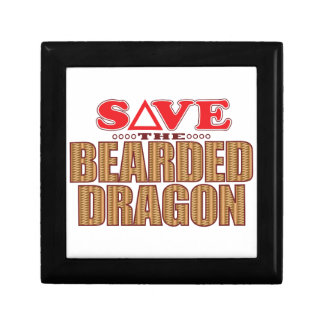 Bearded Dragon Save Gift Box