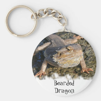 Bearded Dragon Series Key Ring