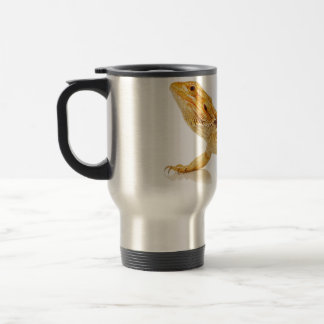 Bearded Dragon Travel Mug