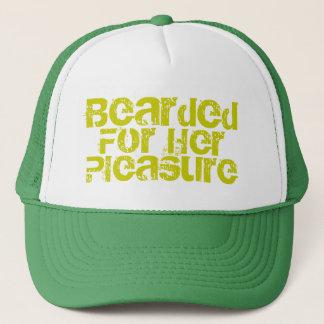 Bearded For Her Trucker Hat