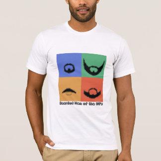 Bearded Men of the 80's T-Shirt