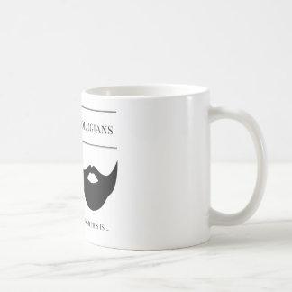 Bearded Mug