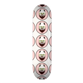 Bearded Panda Skate Board Decks