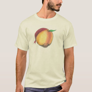 Bearded Peach T-Shirt