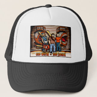 Bearded Planet Band Pic Trucker Hat
