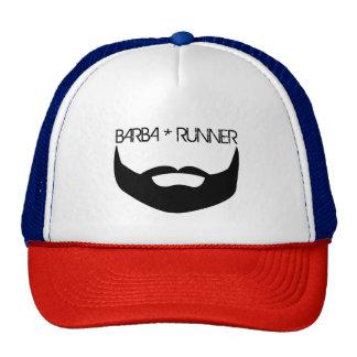 BEARDED RUNNER MUST HAVE CAP