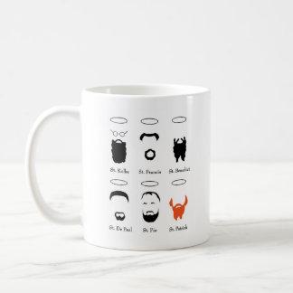 Bearded Saints mug