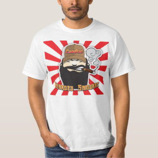 Bearded Samurai Cigar Dojo shirt