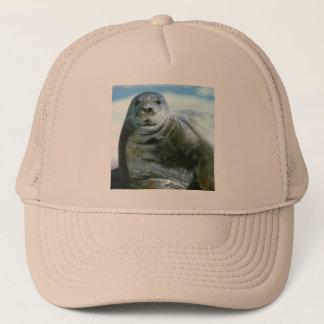 Bearded Seal Trucker Hat