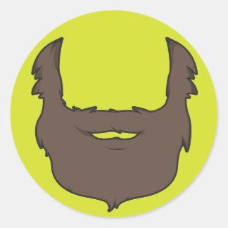 Bearded Sticker